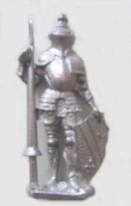 Ritter vorn
